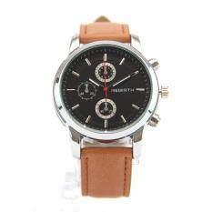 ราคา Rebirth นาฬิกาแฟชั่น รุ่นRe 1702 สีน้ำตาล ใบรับประกันสินค้าจากศูนย์ พร้อมกล่อง Rebirth ใหม่