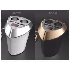 ราคา Remax Cr 3Xp Multifunctional Cup Shape Car Charger 2 Port 3 Usb 3 1A Max Remax ออนไลน์