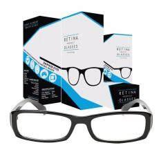 ซื้อ Retina Protect Glasses Computer Glasses แว่นคอมพิวเตอร์ แว่นกรองแสงคอมพิวเตอร์ แว่นถนอมสายตา แว่นกรองแสงสีฟ้า ถูก ไทย
