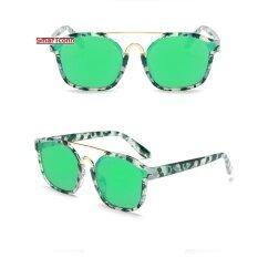 โปรโมชั่น Retro Aluminum Sunglasses Polarized Lens Eyewear Accessories Sun Glasses For Women Green Intl Unbranded Generic ใหม่ล่าสุด