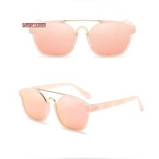 ขาย Retro Aluminum Sunglasses Polarized Lens Eyewear Accessories Sun Glasses For Women Pink Intl จีน ถูก