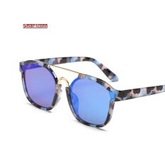 ซื้อ Retro Aluminum Sunglasses Polarized Lens Eyewear Accessories Sun Glasses For Women Purple Intl ถูก ใน จีน