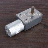 ราคา Reversible High Torque Worm Geared Motor Dc 12V Speed Reduction Electric Motor 6Rpm Intl ที่สุด