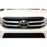 ขาย คิ้วฝากระโปรงหน้าดำด้าน Revolution Front Trim สำหรับรถโตโยต้ารีโว้ Toyota Revo คมเข้มสวยงาม ใน กรุงเทพมหานคร