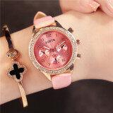 ขาย ซื้อ เกาหลีเพชรแฟชั่นรุ่นกันน้ำนาฬิกานางสาวนาฬิกา