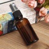 ราคา Rhs 5 X 50Ml Amber Pet Mist Spray Bottle With Cap Aromatherapy Perfume Intl
