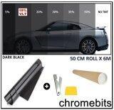 ขาย Rhs 50Cm X 3M Window Tint Film Black Roll Vlt 15 For Car Auto House Commercial Intl Unbranded Generic ใน จีน