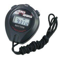 ซื้อ Rhythm นาฬิกาจับเวลา Digital Stopwatch รุ่น Lct055Nr02 ถูก Thailand