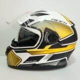ราคา Rider Helmet หมวกกันน็อคหุ้มคาง รุ่น Viper Electron สีดำด้าน เหลือง Rider ออนไลน์