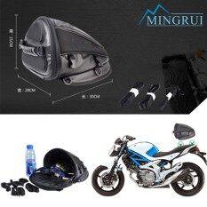 ขาย ซื้อ ออนไลน์ Riding Tribe Motorcycle Oil Tank Bag Travel Tool Tail Bags Waterproof Handbag Intl