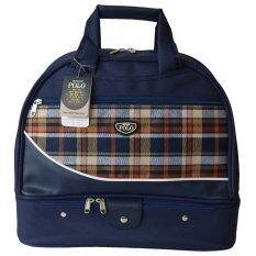 ซื้อ Romar Polo กระเป๋าเดินทางแบบถือ 16 นิ้ว B Sport Code 2801 Scott Orange Blue ออนไลน์