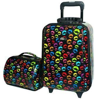 Romar Polo กระเป๋าใส่เสื้อผ้า กระเป๋ามีล้อ กระเป๋าเดินทาง กระเป๋าแฟชั่น(18 นิ้ว) GG12