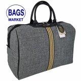 ขาย Romar Polo กระเป๋าเดินทาง กระเป๋าถือ กระเป๋าใส่เสื้อผ้า ขนาด 18 นิ้ว Style Vintage Canvas Code R522018 3 Grey ราคาถูกที่สุด