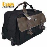 ทบทวน ที่สุด Romar Polo กระเป๋าเดินทางแบบถือพร้อมล้อลากขนาด 20 นิ้ว Code 114 2 Black Fbl R1142