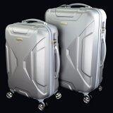 ขาย Romar Polo กระเป๋าเดินทาง 24 20 นิ้ว Abs 8 ล้อคู่ 360° X Box245 20 Silver ถูก