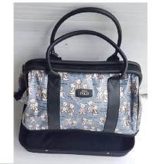 ขาย Romar Polo กระเป๋าหิ้ว กระเป๋าเดินทาง กระเป๋าเดินทางแบบพับเก็บได้ กระเป๋าใส่เสื้อผ้า ใหม่