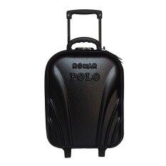 ราคา Romar Polo กระเป๋าเดินทาง 16 นิ้ว รุ่น Polo 22516 Black เป็นต้นฉบับ Romar Polo
