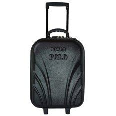 ขาย Romar Polo กระเป๋าเดินทาง 18 นิ้ว Fb Code 3381 9 Black Romar Polo ผู้ค้าส่ง