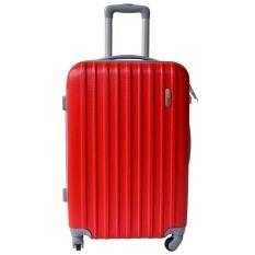 ซื้อ Romar Polo กระเป๋าเดินทาง 20 นิ้ว Polo220 5 Red ถูก