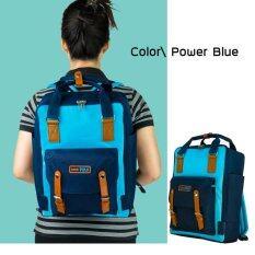 ความคิดเห็น Romar Polo กระเป๋าเป้สะพายหลัง สไตล์ญี่ปุ่น 15 นิ้ว รุ่น Popular Twill 93915 Power Blue