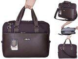 ขาย ซื้อ Romar Polo กระเป๋าถือ กระเป๋าใส่โน๊ตบุ๊ค Laptop กระเป๋าสะพายไหล่ กระเป๋าใส่เอกสาร ขนาด 16 นิ้ว รุ่น Rs429416 Brown สมุทรปราการ