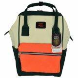 ราคา Romar Polo กระเป๋าเป้สไตล์ญี่ปุ่น Rucksack Code 2509 Green Orange Cream Romar Polo ใหม่