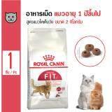 ขาย Royal Canin Fit 32 อาหารแมว สูตรแมวโตเต็มวัย บำรุงขน กล้ามเนื้อ สำหรับแมวโตทุกสายพันธุ์ ขนาด 2 กิโลกรัม ออนไลน์