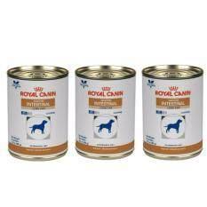 ซื้อ Royal Canin Gastro Intestinal สำหรับสุนัขAstr Low Fatกระป๋อง410G สำหรับสุนัข Royal Canin