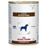 ราคา Royal Canin Gastro Intestinol Canine Canned อาหารเปียกสุนัข แบบกระป๋อง ที่มีปัญหาเรื่องลำไส้ ขนาด 400G 4 Units ใหม่