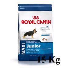 Royal Canin Maxi *d*lt 15Kg รอยัลคานิน อาหารสุนัขแบบเม็ด สำหรับสุนัขโตพันธุ์ใหญ่อายุ 15 เดือน 5 ปี ขนาด 15 Kg เป็นต้นฉบับ