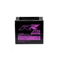 ราคา Rr แบตเตอรี่แห้งมอเตอร์ไซต์ Jtz6 Ytz7 Gtx5L Bs 12V 6Ah Rr เป็นต้นฉบับ