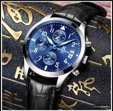 Rontheedge นาฬิกาควอทซ์ ผู้ชาย กันน้ำ สายสแตนเลส By Taobao Collection.