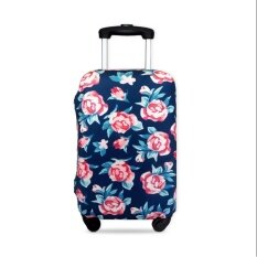 ขาย ผ้าคลุมกระเป๋าเดินทาง ขนาด S 19 22 ลายกุหลาบ Unbranded Generic เป็นต้นฉบับ