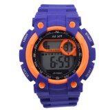 ราคา S Sport นาฬิกาข้อมือ Unisex ได้ทั้งชายและใส่หญิง Gp9208 Blue Orange Sevenlight เป็นต้นฉบับ
