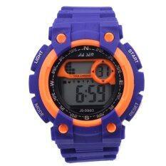 ซื้อ S Sport นาฬิกาข้อมือ Unisex ได้ทั้งชายและใส่หญิง Gp9208 Blue Orange