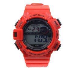 โปรโมชั่น S Sport นาฬิกาข้อมือ Unisex ได้ทั้งชายและใส่หญิง Gp9207 Red ถูก