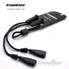 ราคา สายคล้องแว่นตา Croakies รุ่น Terra Combo Xl Xxl Black ดำ ใหม่ล่าสุด