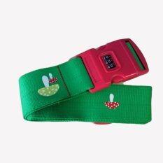 ขาย สายรัดกระเป๋าเดินทางลายการ์ตูนมีรหัสผ่าน 184Cmx5Cm ใน กรุงเทพมหานคร