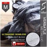 ขาย ซื้อ Sabai Cover ผ้าคลุมมอเตอร์ไซค์ รุ่น Versatile Metallic Size M Free Size Standard Size ผ้าคลุมรถมอเตอร์ไซค์ ผ้าคลุมบิ๊กไบค์ Motorcycle Cover Big Bike Cover