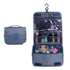ขาย Saki กระเป๋าแบ่งของ กระเป๋าจัดระเบียบ 2 สีน้ำเงินประกาย Saki ใน กรุงเทพมหานคร