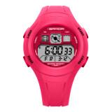 ขาย Ttlife New Arrival Sanda 331 Primary Sch**L Students Kids Candy Color Waterproof Sports Watch Red ราคาถูกที่สุด