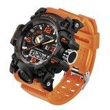 ขาย Sanda แบรนด์กันน้ำแฟชั่นนาฬิกาผู้ชายกีฬาควอตซ์นาฬิกาดิจิตอลอิเล็กทรอนิกส์นาฬิกา Relogio Masculino นานาชาติ ใหม่