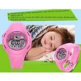 ขาย Sanda Children Watch Fashion Casual Sport Watches Quartz Watch Led Wristwatches Waterproof Kids Clock Boys Girls Students Wristwatch Pink Intl จีน ถูก