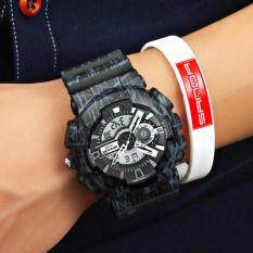 ขาย Sanda Sport นาฬิกาข้อมือ กันน้ำได้ ใส่ได้ทั้งชายและหญิง Sanda ใน กรุงเทพมหานคร