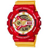 ซื้อ Sanda Sport นาฬิกาข้อมือ แฟชั่น ดิจิตอล กันน้ำ สีแดง ผู้ชาย Fashion Analog Digital Led Waterproof Multifunction Men Watch Red ถูก กรุงเทพมหานคร