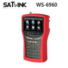 ราคา Satlink Ws 6960 Ws 6960 4 3 Inch Hd Display Dvb S Dvb S2 Hd Mpeg4 Satellite Finder Meter Satellite Radio Radiox Tv Channel Signal Finder Intl Unbranded Generic