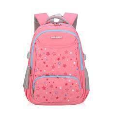 โปรโมชั่น กระเป๋าเป้ Sch**l Bag Baby Sm สีชมพู