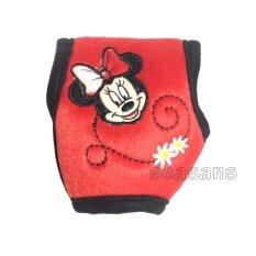 ซื้อ Seasans หุ้มเกียร์ออโต้แบบหัวเหลี่ยมกดด้านข้าง Minnie Flower ใหม่ล่าสุด
