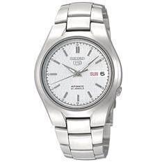 ซื้อ Seiko 5 Automatic นาฬิกาข้อมือผู้ชาย สีเงิน สายสแตนเลส รุ่น Snk601K1 ใหม่ล่าสุด