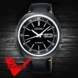 ซื้อ Seiko 5 Sport Automatic แนววินเทจ Limited Edition นาฬิกาข้อมือผู้ชาย ประกันของบริษัท Seiko ประเทศไทย ถูก พะเยา
